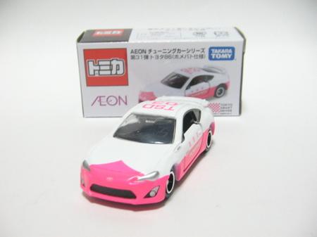 イオン第33弾 トヨタ86(ホメパト仕様)1.JPG