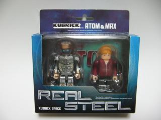 KUBRICK REAL STEEL 2PACK ATOM & MAX (3).JPG